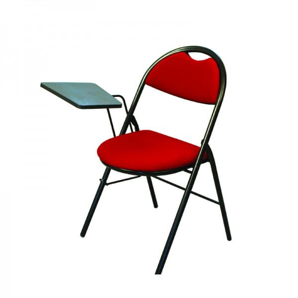 chaises conf rences congr s chaise vitre avec tablette solutions tech prod mat riel. Black Bedroom Furniture Sets. Home Design Ideas