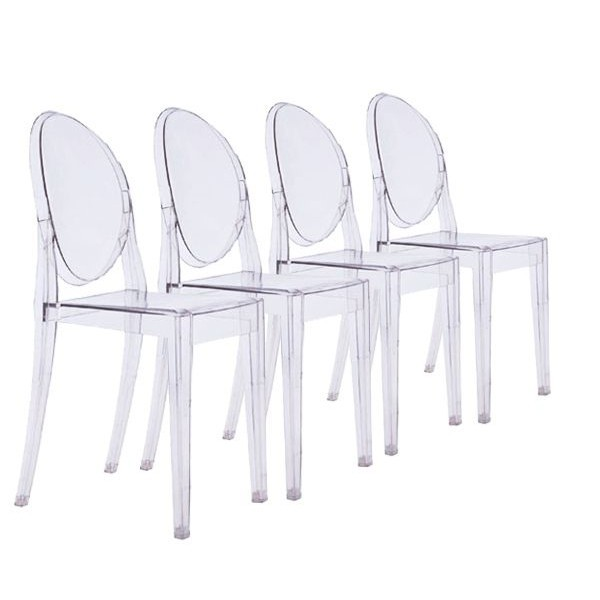 Design Tendance Victoria Solutions Ghost Chaises Chaise 0wk8OPn