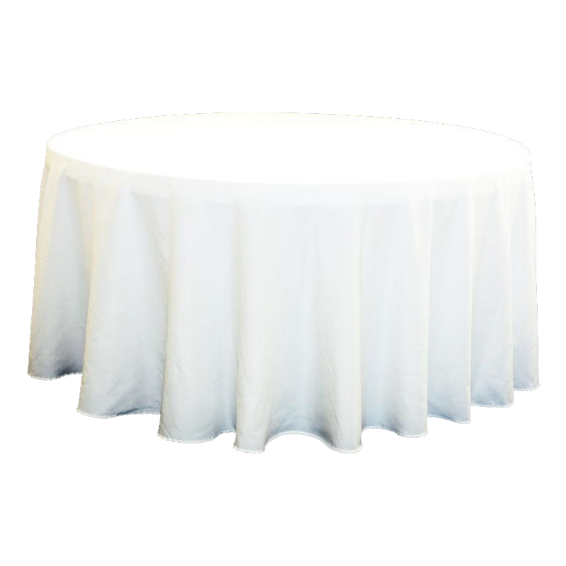 Solutions tech prod catalogue location nappes - Nappe pour table ronde ...