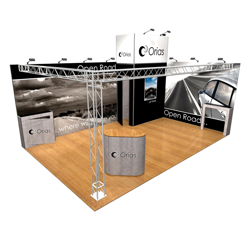 Solutions tech prod catalogue vente stands modulaires for Vente sur stand